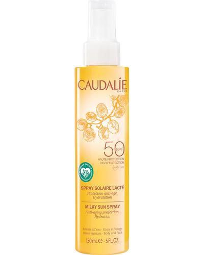 Caudalie Солнцезащитное молочко-спрей Milky Sun Spray SPF50