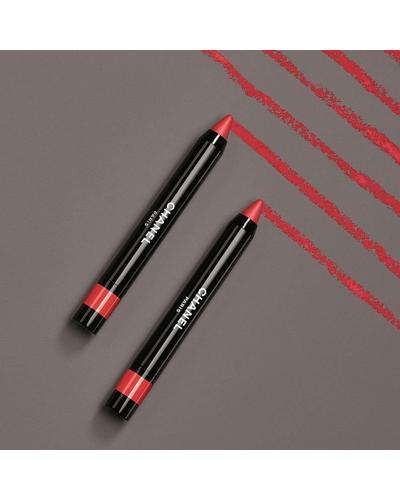 CHANEL Стойкая помада-карандаш для губ Le Rouge Crayon De Couleur. Фото 3