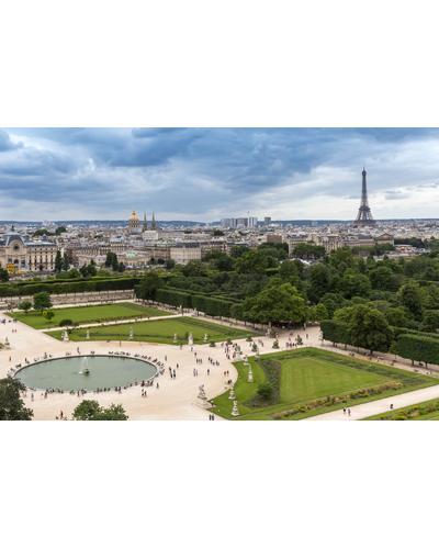Agatha Paris Balade aux Tuileries. Фото 1