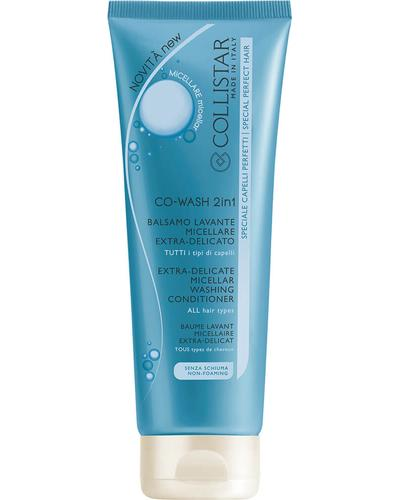 Collistar Шампунь + кондиціонер Co-Wash 2in1 Extra Delicate Micellar Washing Conditioner
