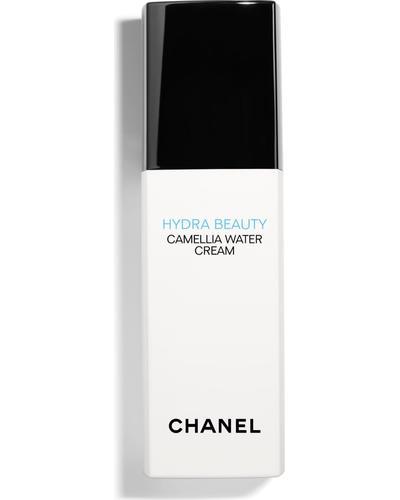 CHANEL Зволожуючий крем-флюїд з водою камелії для сяйва шкіри Hydra Beauty Camellia Water Cream