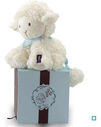 Kaloo Parfums Парфюм + игрушка для детей Les Amis Lamb Dragee. Фото 3