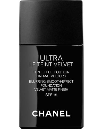 CHANEL Ультралегкий стійкий тональний крем Ultra Le Teint Velvet