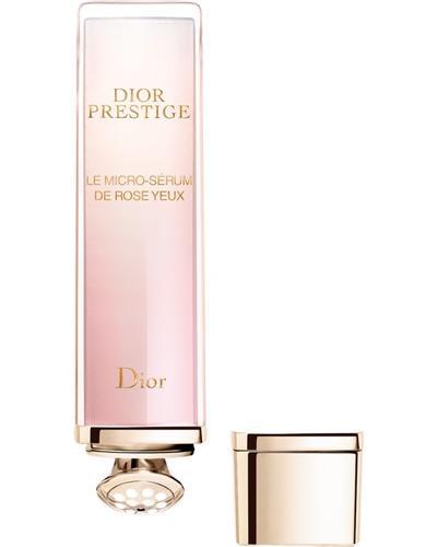 Dior Трояндова сироватка для контуру очей Prestige Le Micro-Serum De Rose Yeux