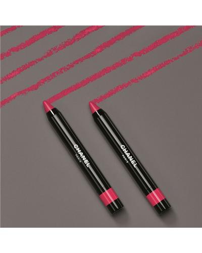 CHANEL Стойкая помада-карандаш для губ Le Rouge Crayon De Couleur. Фото 4