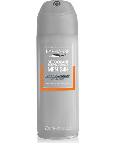 Byphasse Дезодорант Anti-perpirant 24h Men Funky Savannah