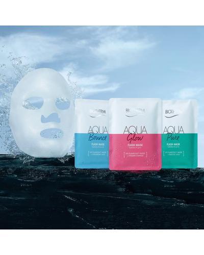 Biotherm Маска для лица Aqua Pure Flash Mask. Фото 1