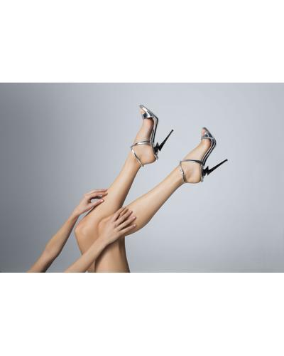 Byphasse Полоски для депиляции ног и тела Cold Wax Strips Legs & Body. Фото 5