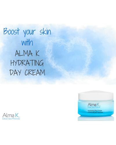Alma K Крем для нормальной и комбинированной кожи Hydrating Day Cream Normal-Combination Skin. Фото 5