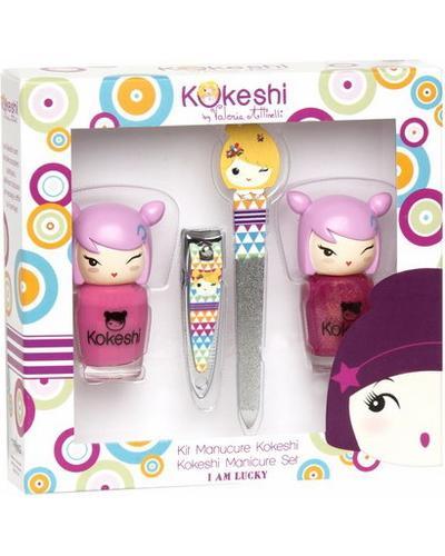 Kokeshi Подарочный набор Set Manicure By Valeria Attinelli