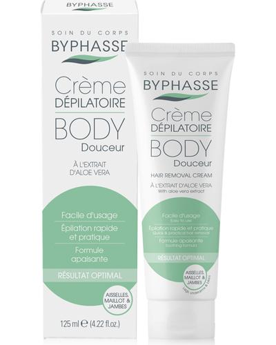 Byphasse Крем для депиляции Hair Removal Cream Aloe Vera