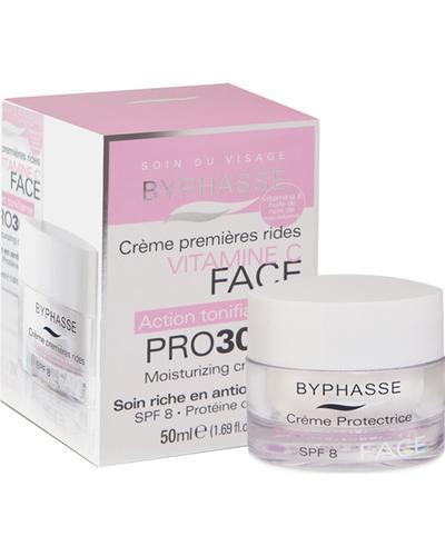 Byphasse Крем против первых морщин 30+ Anti-aging Cream Pro30 Years Vitamin C. Фото 2