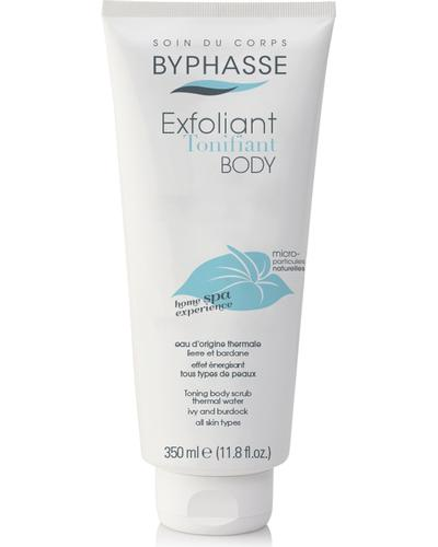 Byphasse Скраб для тіла тонізуючий Home Spa Experience Toning Body Scrub