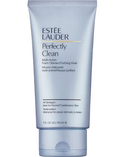 Estee Lauder 2 в 1: пенка для умывания/ маска очищающая Perfectly Clean Multi Action Foam Cleanser/Purifying Mask