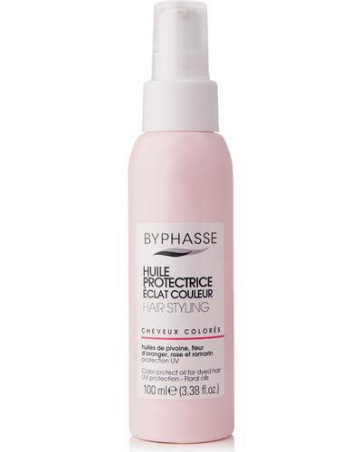 Byphasse Масло для окрашенных волос Color Protect Oil For Dyed Hair