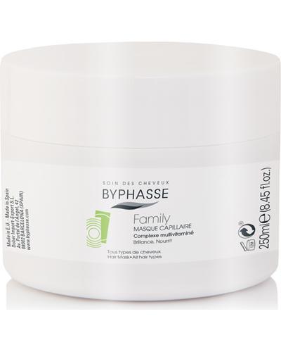 Byphasse Маска для волосся для всієї родини Family Hair Mask Multivitamin Complex