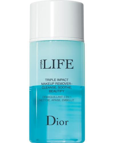 Dior Средство для снятия макияжа тройного действия Hydra Life Triple Impact Makeup Remover