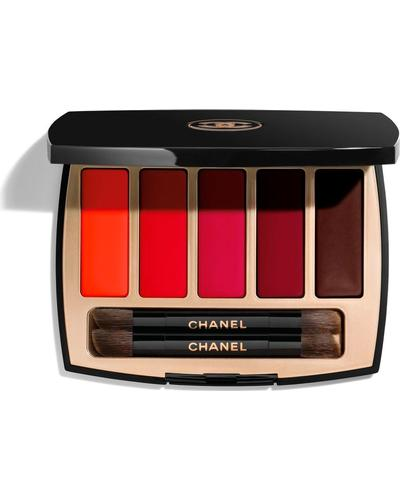 CHANEL Палитра для макияжа губ La Palette Caractere