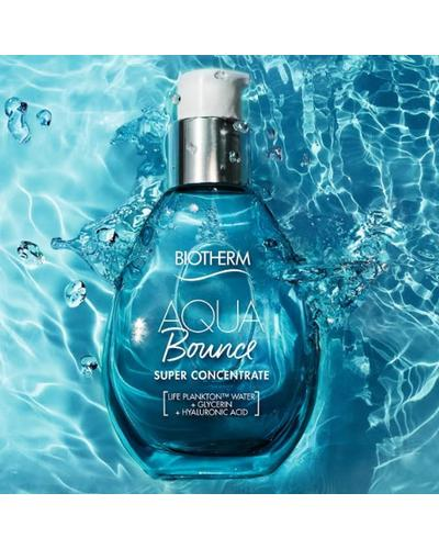 Biotherm Концентрат для лица увлажняющий Aqua Bounce Super Concentrate. Фото 3