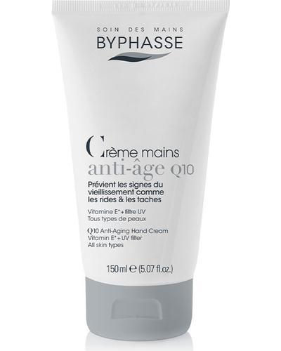 Byphasse Крем для рук антивіковий Q10 Anti-aging Hand Cream
