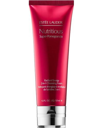 Estee Lauder Пенка для умывания 2-в-1 Nutritious Super-Pomegranate Radiant Energy 2-In-1 Cleansing Foam