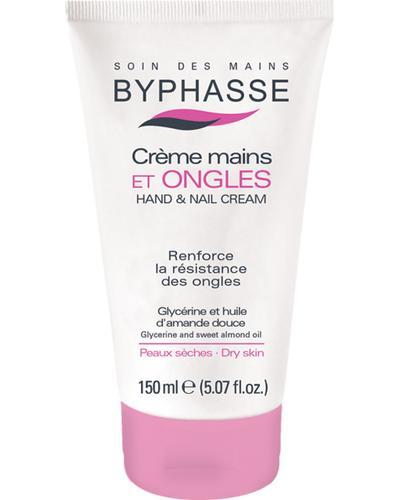 Byphasse Крем для рук и ногтей Hand And Nail Cream
