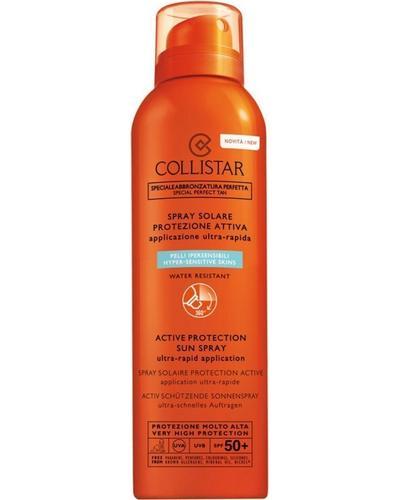 Collistar Активний сонцезахисний спрей Active Protection Sun Spray SPF 50