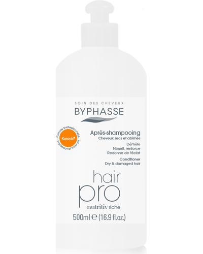 Byphasse Кондиціонер для живлення волосся Hair Pro Nutriv Riche Conditioner
