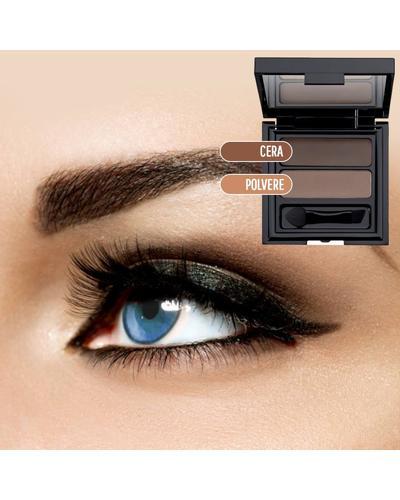 MESAUDA Набор для бровей Eyebrow Design. Фото 2