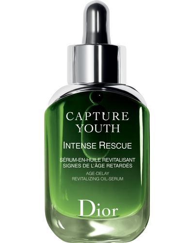 Dior Інтенсивно-відновлювальна олія-сироватка Capture Youth Intense Rescue Age-delay Revitalizing Oil-serum