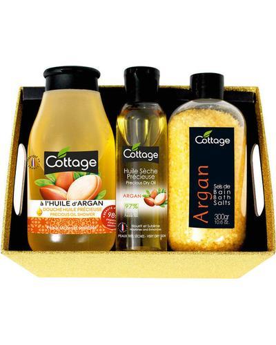 Cottage Подарочный набор Huile Gift Set