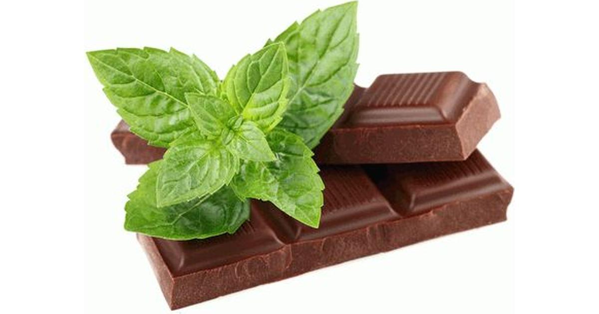 Мята и шоколад картинка