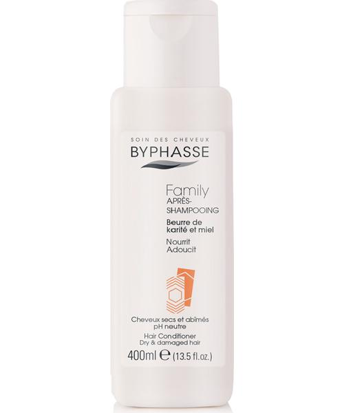 Byphasse Family Hair Conditioner Shea Butter And Honey