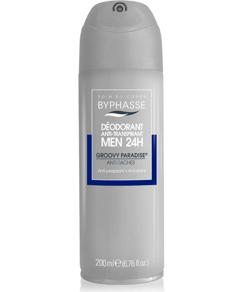 Byphasse Anti-perspirant 24h Men Groovy Paradise