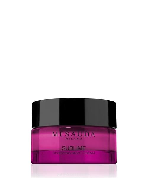 MESAUDA Sublime Renewing Night Cream