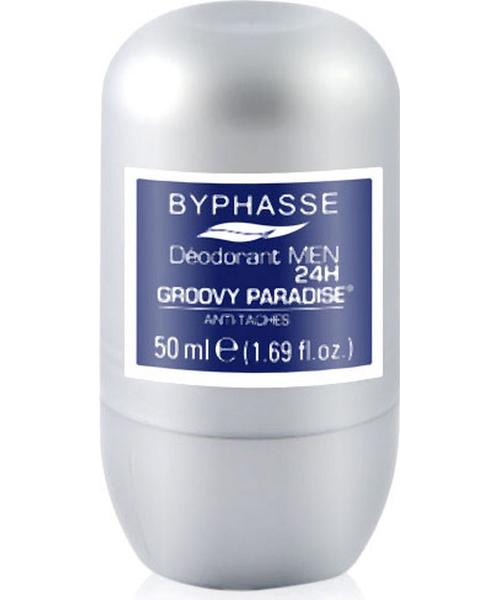 Byphasse 24h Men Deodorant Groovy Paradise