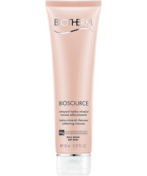 Biotherm Biosource Hydra-Mineral Cleanser - Softening Mousse