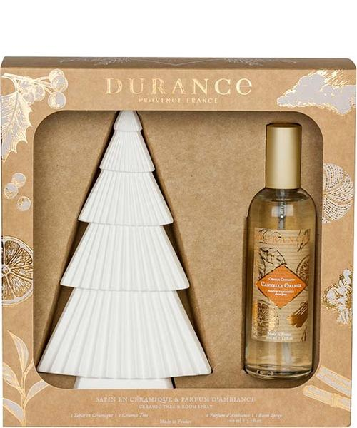 Durance Gift Set Of Ceramic And Sparkling