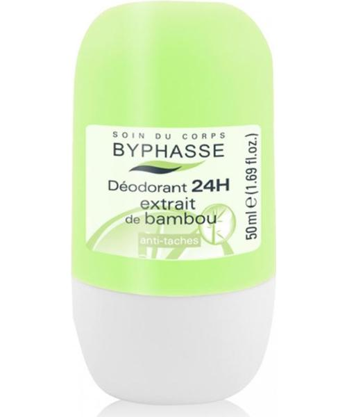 Byphasse 24h Deodorant Bamboo Extract