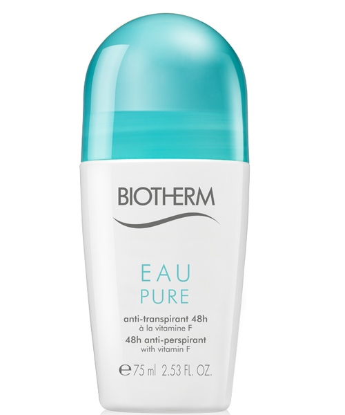 Biotherm Eau Pure Deodorant Roll-On