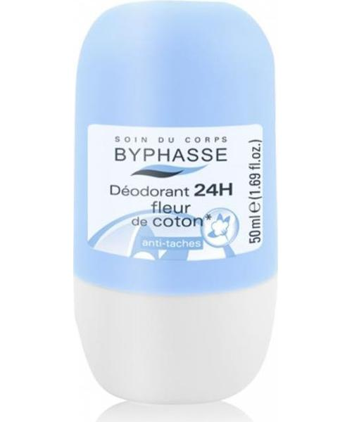 Byphasse 24h Deodorant Cotton Flower