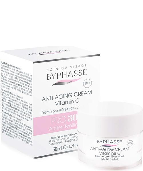 Byphasse Anti-aging Cream Pro30 Years Vitamin C