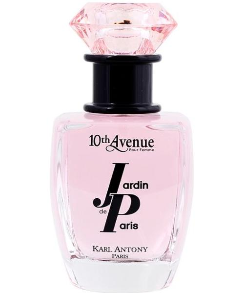 Karl Antony 10th Avenue Jardin de Paris