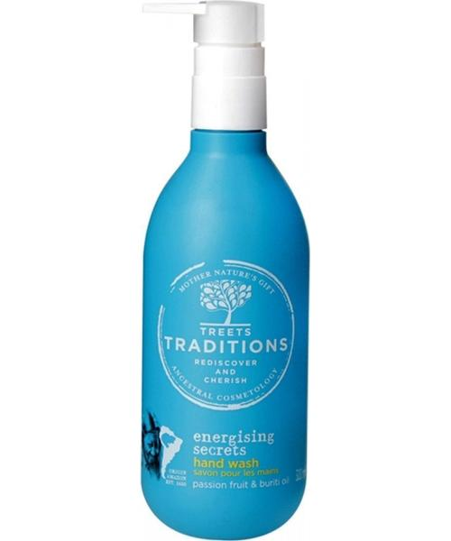 Treets Traditions Energising Secrets Hand Wash