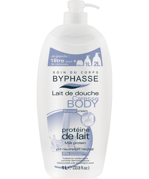 Byphasse Caresse Shower Cream
