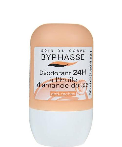 Byphasse 24h Deodorant Sweet Almond Oil