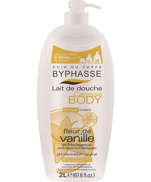 Byphasse Caresse Shower Cream new