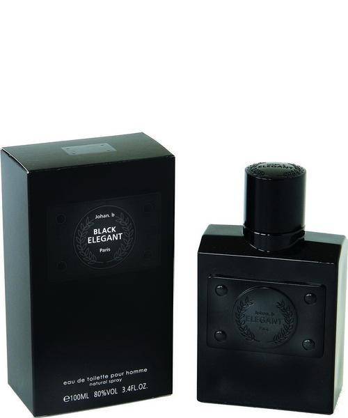 Geparlys Elegant Black