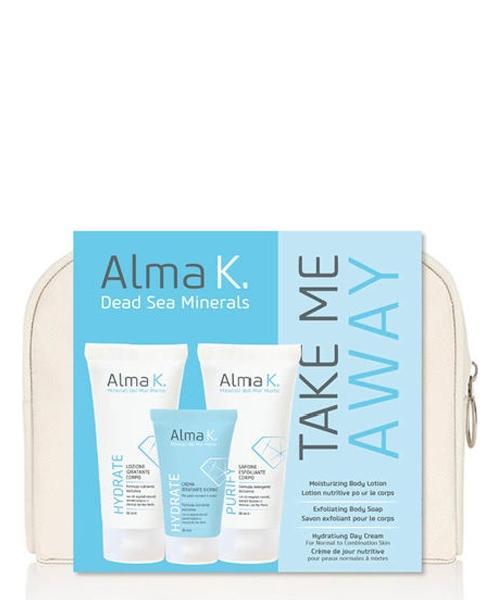 Alma K Take Me Away
