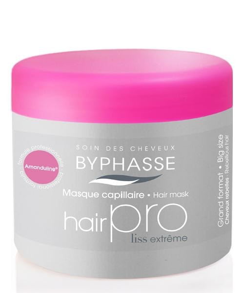 Byphasse Hair Pro Hair Mask Liss Extreme Rebellious Hair